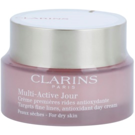 Clarins Multi-Active Day Early Wrinkle Correction Cream for Dry Skin 50 ml