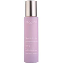 Clarins Multi-Active hydratační a ochranný fluid SPF 15  50 ml
