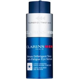 Clarins Men Age Control Serum für den Augenbereich gegen Falten, Schwellungen und Augenringe  20 ml