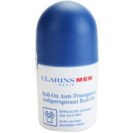 Clarins Men Body antiperspirant roll-on fara alcool  50 ml