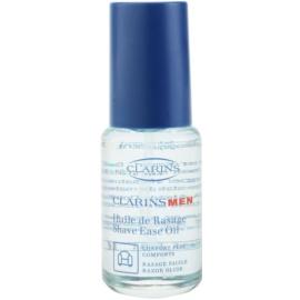Clarins Men Shave óleo de barbear para todos os tipos de pele  30 ml