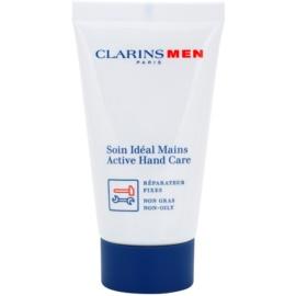 Clarins Men SOS Expert крем за ръце за суха и натоварвана кожа  75 мл.