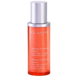 Clarins Mission Perfection serum za usavršavanje za pigmentne mrlje  30 ml