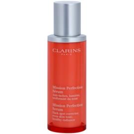 Clarins Mission Perfection serum za usavršavanje za pigmentne mrlje  50 ml