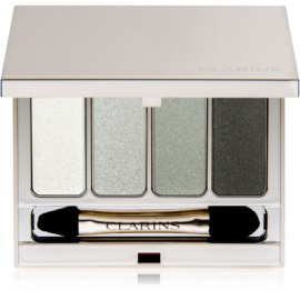 Clarins Eye Make-Up 4 Colour Eyeshadow Palette Palette mit Lidschatten Farbton 05 Smoky 6,9 g