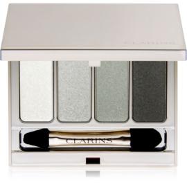 Clarins Eye Make-Up 4 Colour Eyeshadow Palette szemhéjfesték paletták árnyalat 05 Smoky 6,9 g