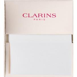Clarins Pore Perfecting papírky na zmatnění náhradní náplň  2 x 70 ks