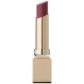 Clarins Lip Make-Up Rouge Eclat ápoló ajakrúzs árnyalat 06 True Aubergine 3 g
