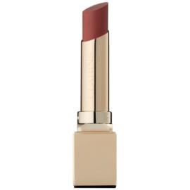 Clarins Lip Make-Up Rouge Eclat ápoló ajakrúzs árnyalat 21 Tawny Rose 3 g