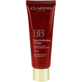 Clarins Face Make-Up BB Skin Perfecting Perfecting BB Cream for Even Skin Tone SPF 25 Color 03 Dark  45 ml