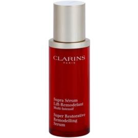 Clarins Super Restorative remodelační sérum pro vypnutí pleti  30 ml