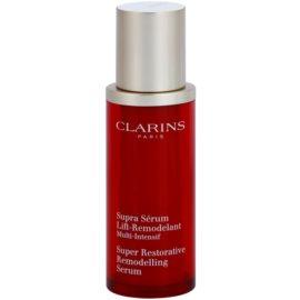 Clarins Super Restorative ремоделююча сироватка для зміцнення шкіри  30 мл