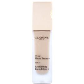 Clarins Face Make-Up Everlasting Foundation+ hosszan tartó folyékony make-up SPF15 árnyalat 108 Sand  30 ml