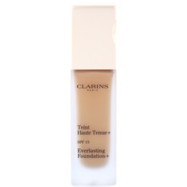 Clarins Face Make-Up Everlasting maquillaje fluido de larga duración  SPF 15 tono 114 Cappuccino  30 ml