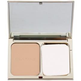 Clarins Face Make-Up Everlasting Compact Foundation dlhotrvajúci kompaktný make-up SPF 15 odtieň 107 Beige  10 g