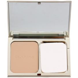 Clarins Face Make-Up Everlasting tartós kompakt make-up SPF 15 árnyalat 107 Beige  10 g