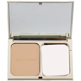 Clarins Face Make-Up Everlasting tartós kompakt make-up SPF 15 árnyalat 110 Honey  10 g