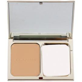Clarins Face Make-Up Everlasting Compact Foundation dlhotrvajúci kompaktný make-up SPF 15 odtieň 112 Amber  10 g