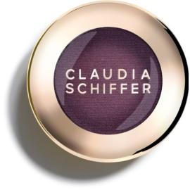Claudia Schiffer Make Up Eyes Lidschatten Farbton 118 Bordeaux 1 g