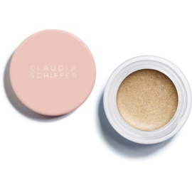 Claudia Schiffer Make Up Eyes kremasto senčilo za oči odtenek 45 Gold 4 g
