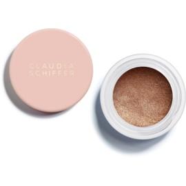 Claudia Schiffer Make Up Eyes Lidschatten-Creme Farbton 50 Truffle 4 g