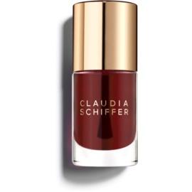 Claudia Schiffer Make Up Lips tekoče rdečilo in sijaj za ustnice odtenek Fire Island 10 ml
