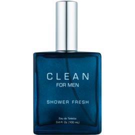 Clean For Men Shower Fresh Eau de Toilette für Herren 100 ml