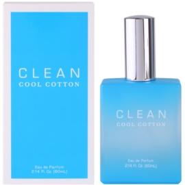 Clean Cool Cotton Parfumovaná voda pre ženy 60 ml