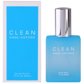 Clean Cool Cotton Parfumovaná voda pre ženy 30 ml