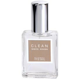 Clean White Woods eau de parfum mixte 30 ml