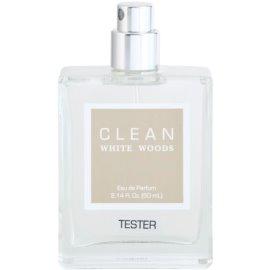 Clean White Woods eau de parfum teszter unisex 60 ml