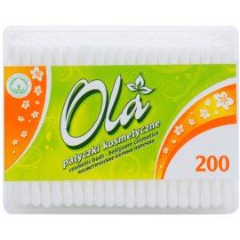 Cleanic Ola vatové tyčinky  200 ks