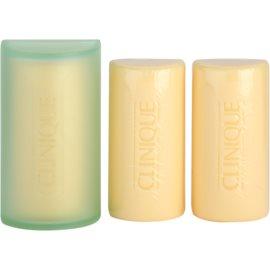 Clinique 3 Steps delikatne mydło do skóry suchej i mieszanej  150 g
