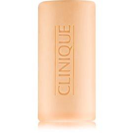Clinique 3 Steps sabonete suave para pele seca e mista Sem caixa  100 g