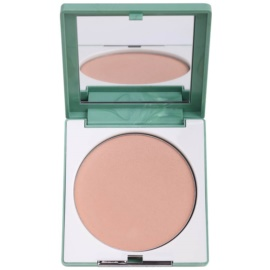 Clinique Superpowder Double Face pó e base compacto 2 em 1 tom 02 Matte Beige 10 g