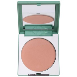 Clinique Superpowder Double Face kompaktpúder és make - up egyben árnyalat 04 Matte Honey 10 g