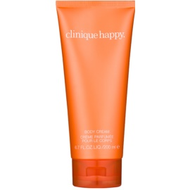 Clinique Happy™ creme corporal para mulheres 200 ml