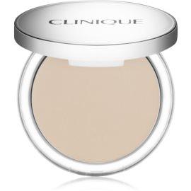 Clinique Stay Matte matirajoči puder za mastno kožo odtenek 101 Invisible Matte  7,6 g