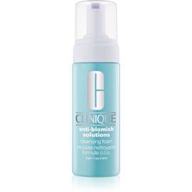 Clinique Anti-Blemish Solutions pianka oczyszczająca do skóry z problemami  125 ml