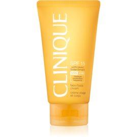Clinique Sun creme solar SPF 15  150 ml