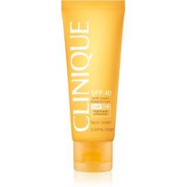Clinique Sun krem do opalania do twarzy SPF 40  50 ml