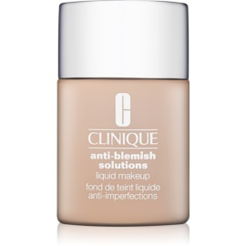 Clinique Anti-Blemish Solutions Liquid Foundation For Problematic Skin, Acne Shade 01 Fresh Alabaster 30 ml