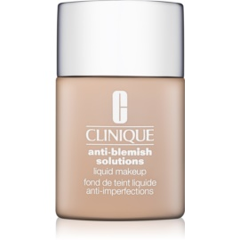 Clinique Anti-Blemish Solutions Liquid Foundation For Problematic Skin, Acne Shade 02 Fresh Ivory 30 ml