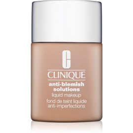 Clinique Anti-Blemish Solutions Liquid Foundation For Problematic Skin, Acne Shade 06 Fresh Sand 30 ml