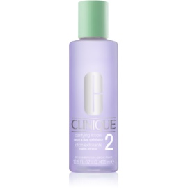 Clinique 3 Steps tónico para pieles secas y mixtas  400 ml