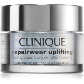 Clinique Repairwear Uplifting festigende Gesichtscreme für trockene bis sehr trockene Haut  50 ml