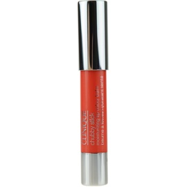 Clinique Chubby Stick vlažilna šminka odtenek 12 Oversized Orange  3 g