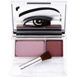 Clinique All About Shadow™ Duo сенки за очи  цвят 23 Coctail Hour  2,2 гр.