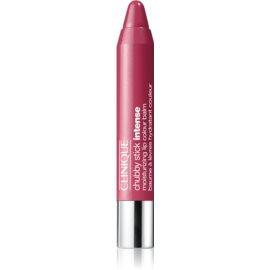 Clinique Chubby Stick Intense vlažilna šminka odtenek 06 Roomiest Rose  3 g