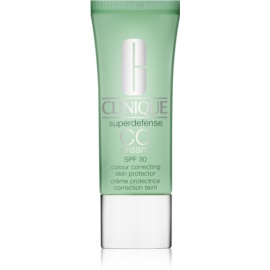 Clinique Superdefense creme CC  SPF 30 tom 03 Light Medium 40 ml